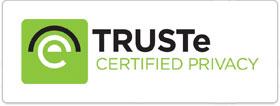 truste certificaat harvestapp